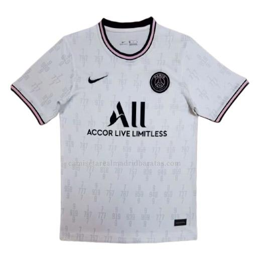 camiseta concepto paris saint-germain segunda 2021-2022