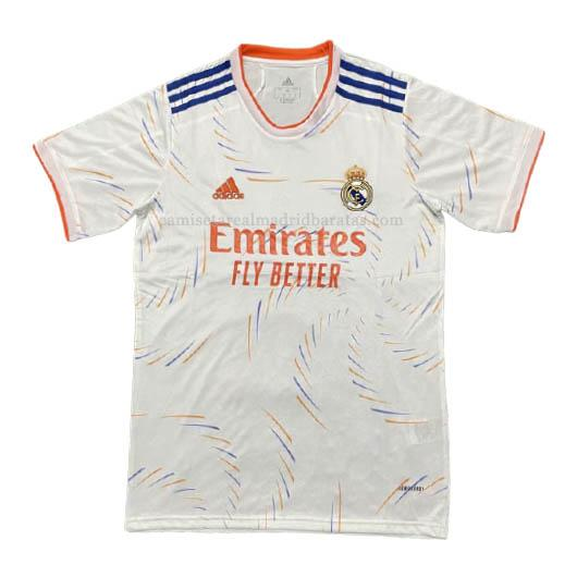 camiseta concepto real madrid primera 2021-2022