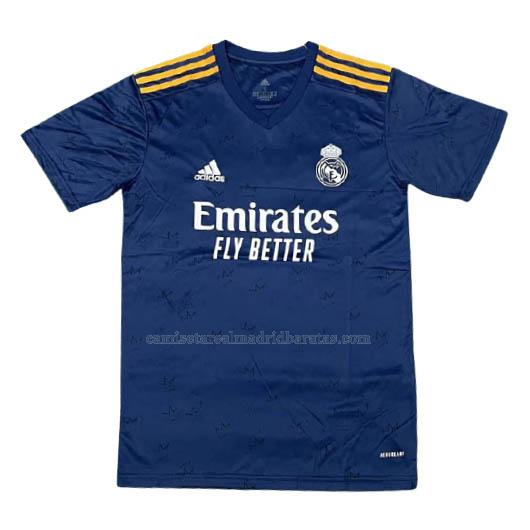 camiseta concepto real madrid segunda 2021-2022