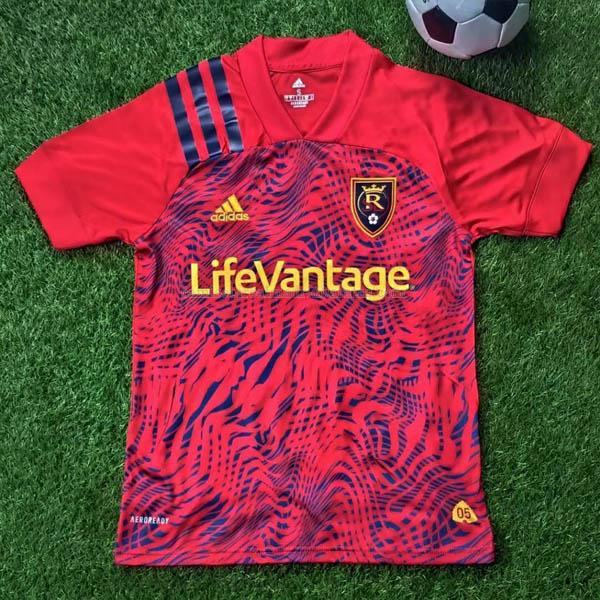 camiseta del real salt lake del primera 2020