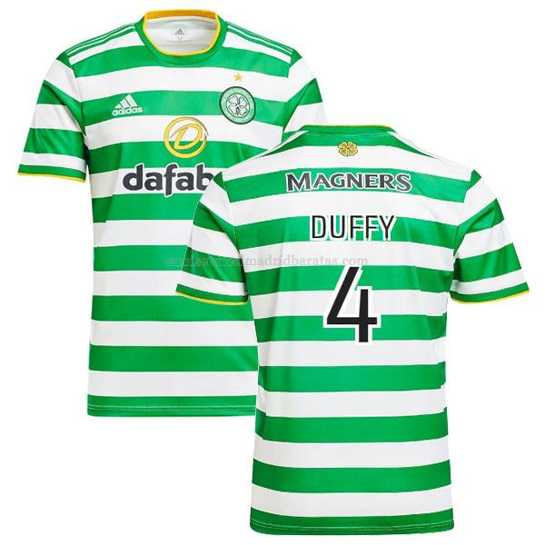 camiseta duffy del celtic del primera 2020-2021