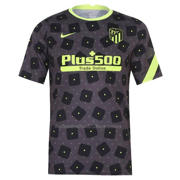 camiseta european pre match atlético de madrid 2020-2021