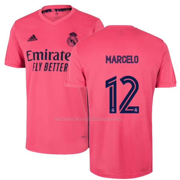 camiseta marcelo del real madrid del segunda