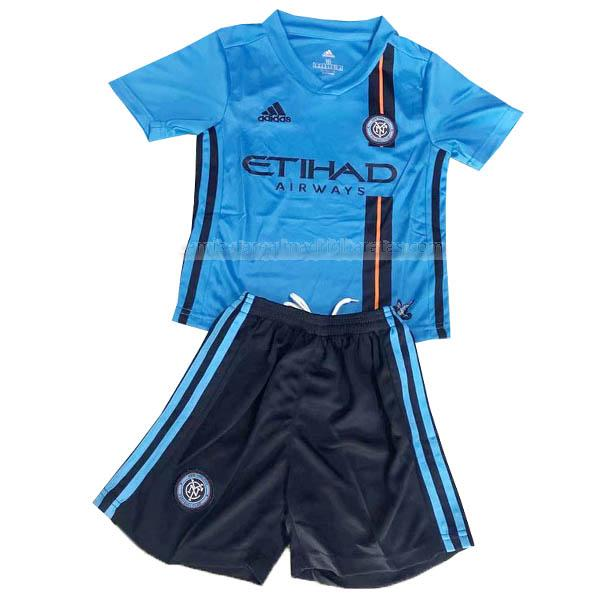 camiseta niños del new york city del primera 2019-20