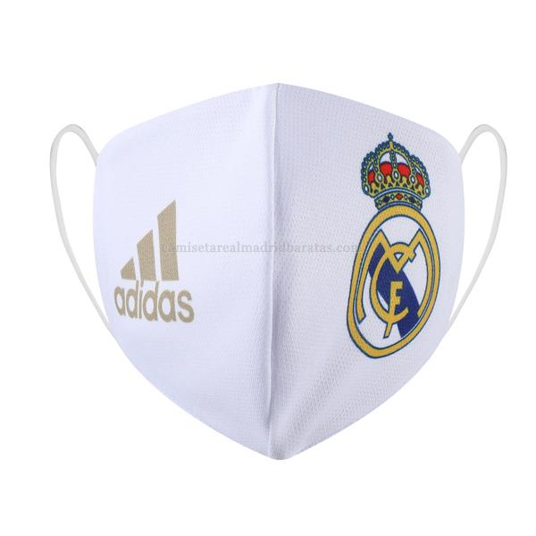 máscaras faciales real madrid primera 2020