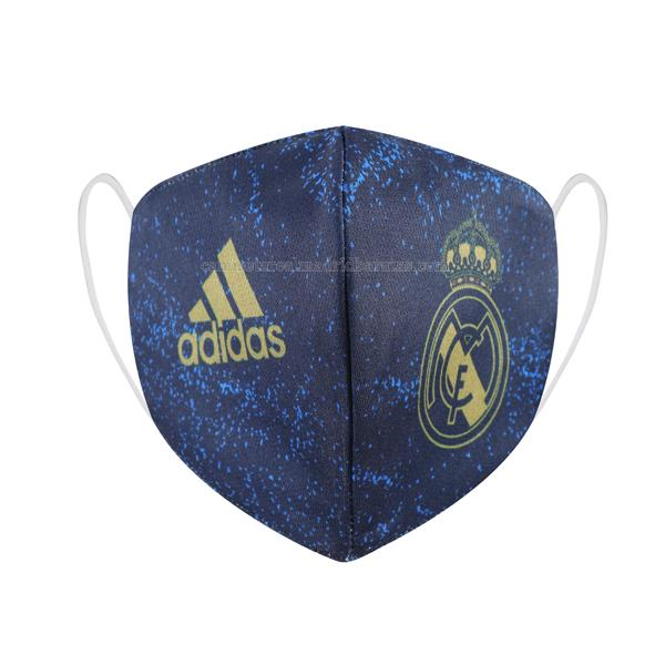 máscaras faciales real madrid segunda 2020